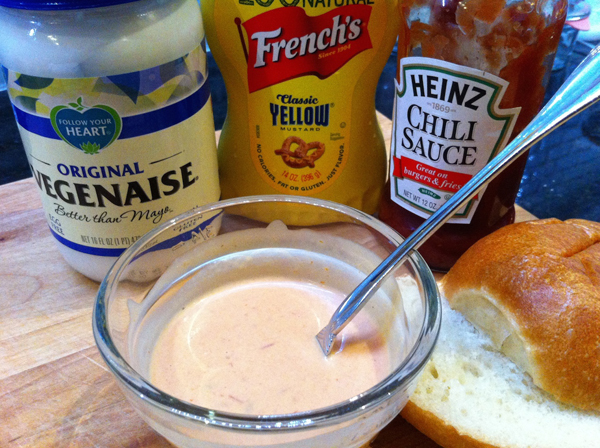 Cheeseburger Dressing