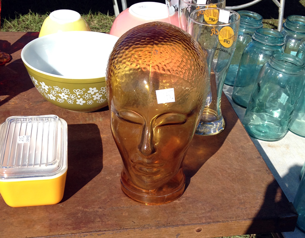 Treasure Hunting 2014 at Renninger's Antique and Collectibles Extravaganza in Mount Dora