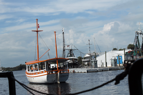 Out and About: Tarpon Springs